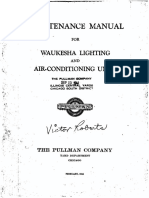 Maintenance Manual Waukesha