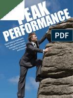 Sales Peak Performance