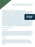 Ss1 Family Planning Essay