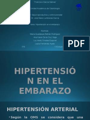 Fisiopatología gemelar acardiaca de la hipertensión