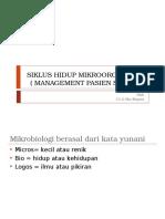 SIKLUS HIDUP MIKROORGANISME