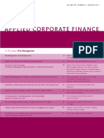 Kaplan Et Al-2016-Journal of Applied Corporate Finance