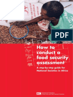Guide to Food Security Assessment