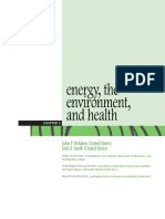 Energy, Earth and Environment - World Energy Assessment-2000-50