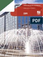 Generali 2005 Annual Report