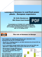 Henderson_Biomass Co-firing Europe