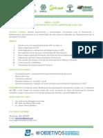 """Ficha Curso-Taller """"Formulación de Proyectos Socio-Ambientales para OSC"""""""