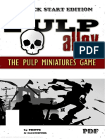 Pulp Alley - Quick Start PDF (10251741)