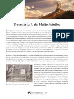 Breve Historia Del Matte Painting