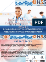 HospitalSoftwareShop PACS   A Powerful, Web-based, Cost-Effective PACS
