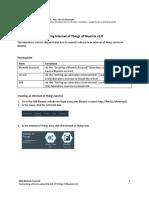 IBMBluemixTutorial-ConnectingaDeviceusingInternetofThingsofBluemixv1.0