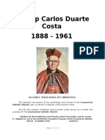 Bishop Carlos Duarte Costa