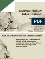 Subyek Hukum Internasional Jadi.pptx
