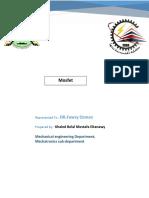 MOSFET report.pdf