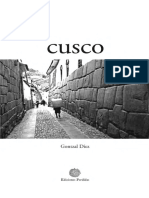 DIEZ, Gontzal. Cusco