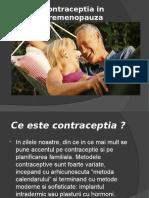 Contraceptia in Premenopauza