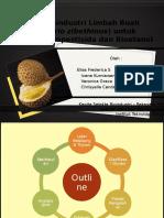 Potensi Bioindustri Limbah Buah Durian (Durio zibethinus) untuk Produksi Biopestisida dan Bioetanol