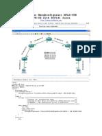 Belajar Mengkonfigurasi MPLS-VPN (PE-CE RIP) DiJunos