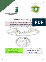 Carto SUP-Mines L3 2014