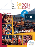 World Choir Games 2014 - Programme.pdf