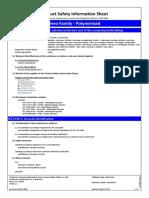 FDS - Vero Family - Polymérisé