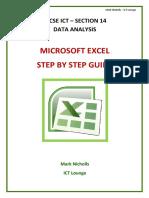 Spreadsheet Booklet