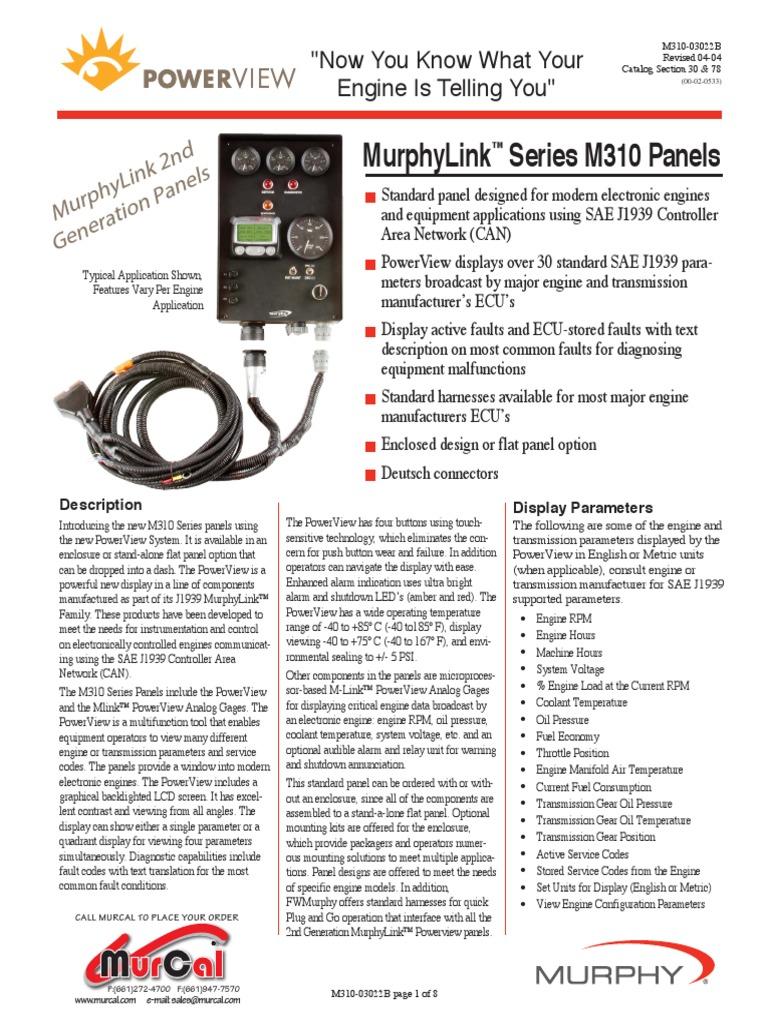 M310 Bull Relay Switch