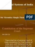 Lecture 2 Judicial System of India