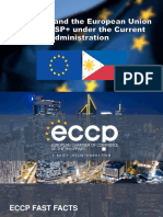 Philippines and the European Union FTA and GSP+ under the Current Administration