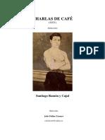 RAMON-Y-CAJAL, Santiago. Charlas de Café [Extracto].pdf