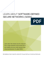 Learn About SDN