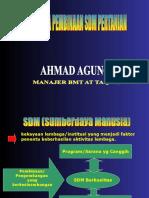 Paradigma Pembinaan SDM Pertanian-tambah Jul07