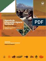 Agenda Tarapacá 2016