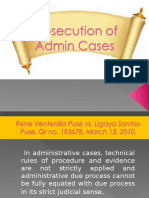 03 Prosecution of Admin Cases