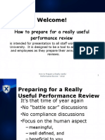 Performance Review Powerpoint