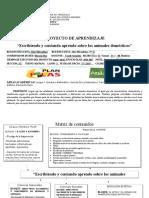 Proyecto 2do Grado CARELY