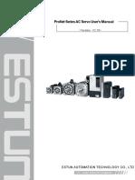 Pronet Series Ac Servo User Manual v2 18 2