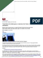 G1 - Veja Dicas de Estudo Para o Concurso Da Caixa e Treine Com Simulados - Notícias Em Concursos e Emprego