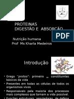 Metab Nutri PROTEINAS