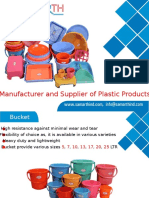 Plastic Ghamela,Plastic Bucket,Plastic Dustbin Wholesale Supplier