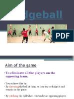 Dodgeball Powerpoint