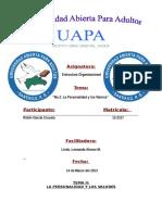 Estructura Organizacional Tema II