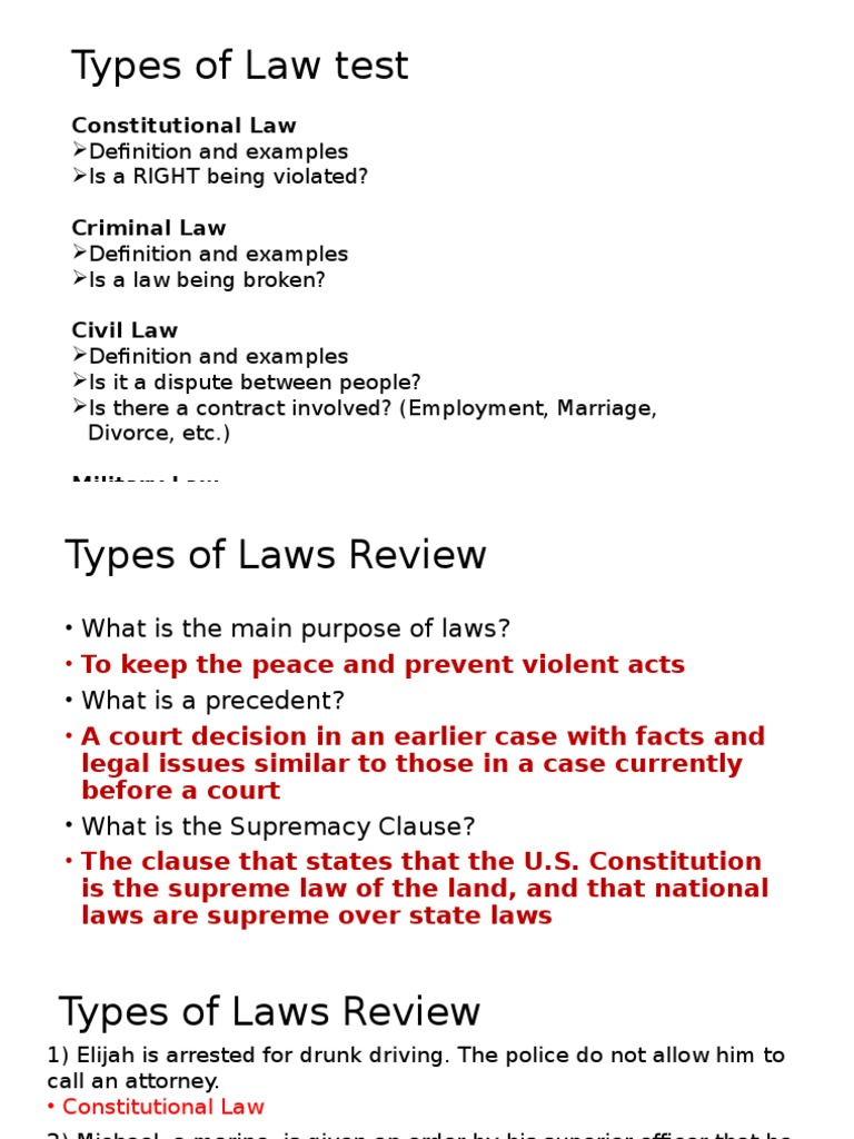 The concept and types of legal facts. Classification of legal facts 22