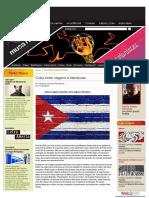 Cuba Entre Viagens e Literaturas