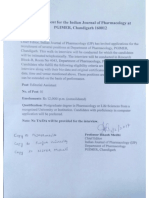 Notification PGIMER Editorial Asst Posts
