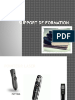 Support de Formation Pointeur Laser
