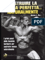 Edit.it Body Building Costruire La Bestia Perfetta Naturalmente Rea