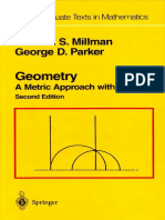 Millman R.S., Parker G.D. Geometry, a metric approach with models.pdf