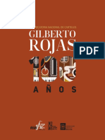 Convocatoria Gilberto Rojas 100