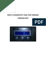 Display Menu New Diagnost